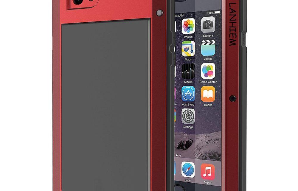 Les coques en métal pour iPhone 8