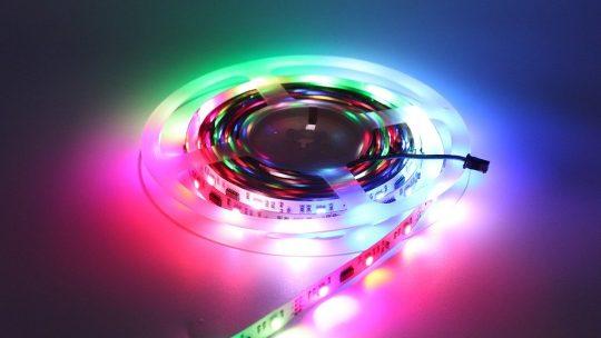 Ruban LED pour une décoration unique