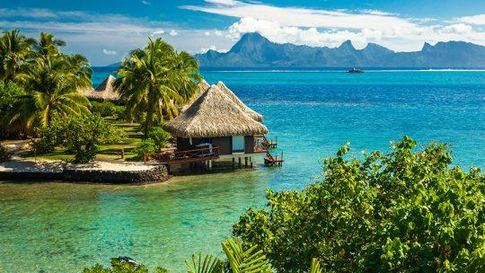 Changer d'atmosphère et faire un break à Tahiti
